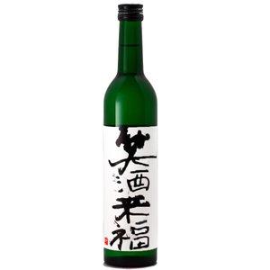 純米大吟醸「金婚 笑酒来福(しょうしゅらいふく)