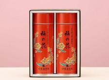 「梅の花」1号缶2本詰合せ