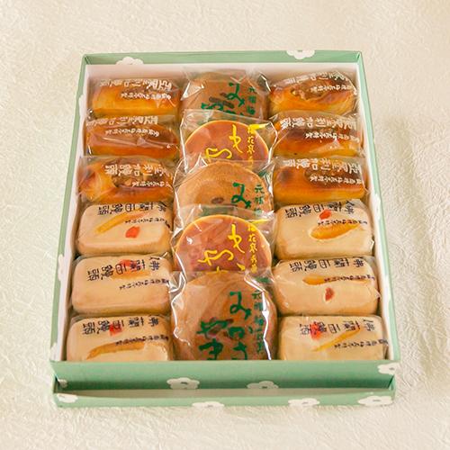 梅花亭 焼き菓子 17個入れ