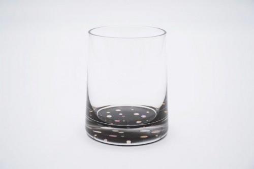 グラス 水玉